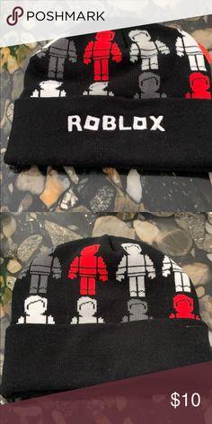 f4a8041e367 Kids ROBLOX winter hat One size kids roblox winter hat in good shape. roblox  Accessories