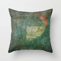 Trem Noturno Para Lisboa (Night Train to Lisbon) Throw Pillow by Fernando Vieira