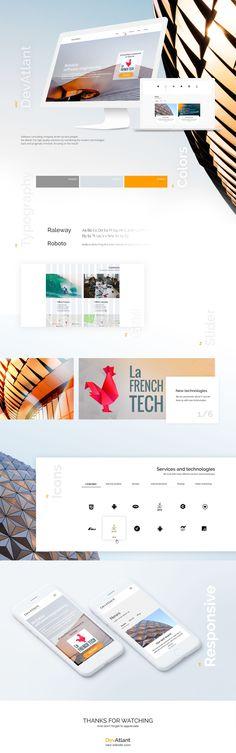 Ознакомьтесь с моим проектом @Behance: «DevAtlant Software.» https://www.behance.net/gallery/54060455/DevAtlant-Software
