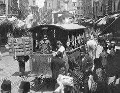 Ticaret merkezi bir liman: Karaköy (1900'ler) #birzamanlar #istanlook #nostalji