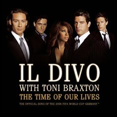 IL DIVO ( Click to enjoy the love songs from IL DIVO )