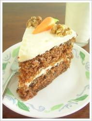 carrot cake recipe - Made this - It's terrific!