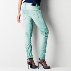 Arc 3d tapered coj-Women-Colour jeans-G-Star