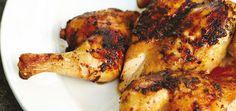 Poulet en crapaudine sauce chimichurri Recettes   Ricardo