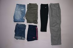 Amy's travel shorts & trousers