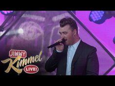 "Disclosure feat. Sam Smith - ""Latch"" (live on Jimmy Kimmel)"