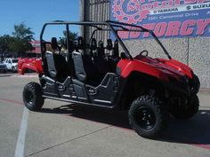 New 2015 Yamaha Viking VI EPS ATVs For Sale in Texas. 2015 Yamaha Viking VI EPS, Ready to Get All the guys together for that hunting trip or hit the trails!!! - Off-road room for six - the new Viking VI has arrived! Class-leading features and Yamaha exclusive technologies help the new Viking VI raise the bar in the areas of passenger capacity, comfort and convenience, not to mention off-road capability in tough terrain with the most interior cabin space without sacrificing towing and hauling…