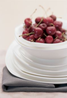 M&W Servies Maxwell Williams, Cashmere, Cherry, Fruit, Food, Cashmere Wool, Essen, Paisley, Meals