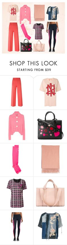 """Fashion my way"" by justinallison ❤ liked on Polyvore featuring M Missoni, Marni, Yves Saint Laurent, Unravel, Acne Studios, Versus, Corto Moltedo, Marika and Antonio Marras"