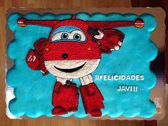 Super wings cupcakes cake