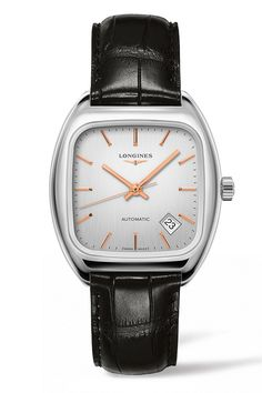 Introducing: The Longines Heritage 1969