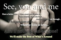 """dave matthews band """"best of what's around"""" You And I, Love You, My Love, Quotes To Live By, Life Quotes, Soul Friend, Dave Matthews Band, Perfect Boyfriend, Words To Describe"""