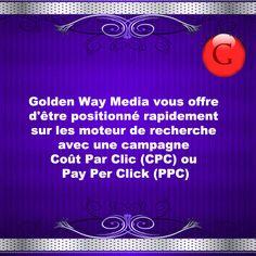 Le payé par clic ( PPC) Google Ads, Search, Movie Posters, Management, France, Christmas Deals, Rural Area, Searching, Film Poster