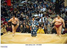 Sumo Kyushu Basho One of the Six national grand sumo tournaments, Sumo Kyushu Basho is organized from November to 27 November every year. All the big stars shine here. Kyushu, Tourist Places, Fukuoka, Big Star, Honeymoon Destinations, Pilgrimage, Weekend Getaways, Sumo, November