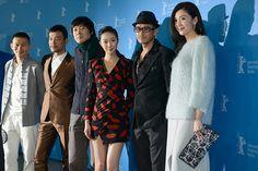 Le pelicule chinese 'Bai Ri Yan Huo' gana le Oso de Oro