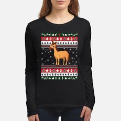 """100% Printed in the U.S.A - Ship Worldwide  HOW TO ORDER?  1. Select style and color 2. Select size and quantity 3. Click to """"Buy Now"""" button 4. Enter shipping and billing information TIP: SHARE it with your friends, order together and save on shipping. Funny Christmas Sweaters, Christmas Humor, Funny Wolf, Funny Birds, Color 2, Graphic Sweatshirt, T Shirt, Hoodies, Sweatshirts"""