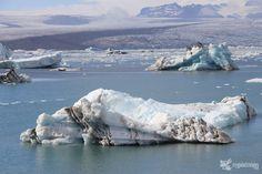Viaje a Islandia: la playa de Vík y la laguna de Jökulsárlón