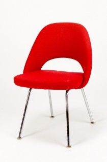 Eero Saarinen Womb Chair And Ottoman For Knoll | Mid Century Furniture |  Pinterest | Womb Chair, Modern Lounge And Ottomans
