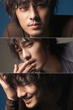 So Ji Sub / 소지섭 -- amazing resemblance of Takeshi Kaneshiro