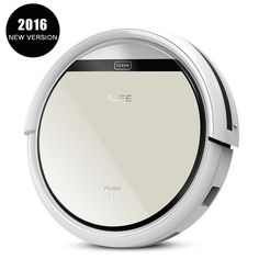 Amazon.com: ILIFE V5 Automatic Robot Vacuum Floor Cleaner for Hardwood Flooring and Hard Carpets: Appliances