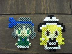 Touhou hama beads