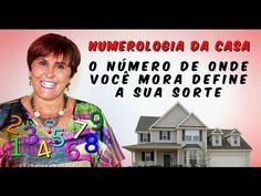 O número de onde você mora define a sua SORTE!! Numerologia da casa por Márcia Fernandes - YouTube
