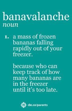 When bananas get super ripe, throw them in the freezer until you're ready to bake. 4 easy recipes for frozen bananas.