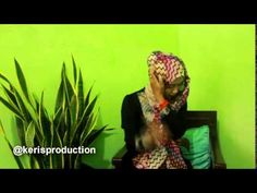 Tutorial Hijab (Chusnul Cuby) Part - 03 ( dipakai ketika hangout )