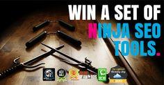 Complete Suite Of Ninja SEO Tools Giveaway