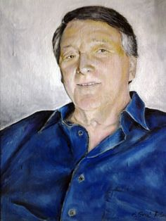 oil portrait from photo 30x40 cm16x12 by kaguzal on Etsy, author Kamila Guzal-Pośrednik