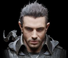 "Nyx Ulric - ""Kingsglaive"" Final Fantasy XV"