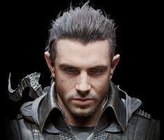 "Nyx Ulric - ""Kingsglaive"" Final Fantasy XV"
