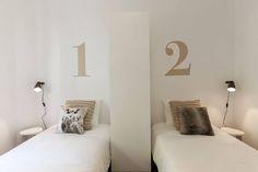 38 cabeceiras de camas mais originais de sempre (De Rita Paião - Homify )