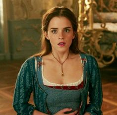 Emma Watson starring in Beauty and the Beast