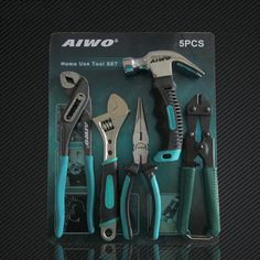 59.54$  Watch here - http://aiklu.worlditems.win/all/product.php?id=32671655141 - Hardware Tools upscale boutique Family expenses five sets of electrician woodworking applicable hardware tools
