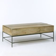 #West Elm                 #table                    #Rustic #Storage #Coffee #Table #Large              Rustic Storage Coffee Table - Large                                           http://www.seapai.com/product.aspx?PID=320666