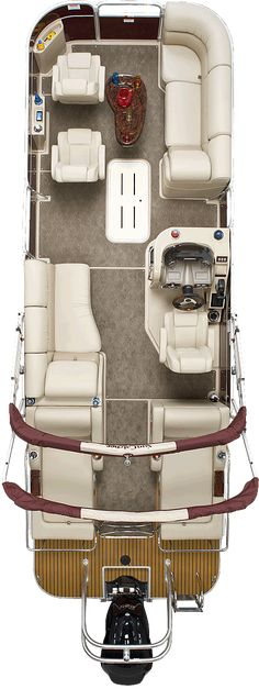 Elite 326 DLX SS | SunCatcher Pontoon Boats by G3