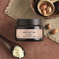 anyone know if the shea butter richly replenishing hair mask from the body shop is safe on bleached hair? The Body Shop, Body Shop Body Butter, Body Shop Tea Tree, Body Shop At Home, Body Shop Skincare, Banana Hair Mask, Best Lotion, Diy Hair Mask, Diy Mask