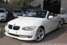 OCCASION BMW SERIE 3 (E93) (2) CABRIOLET 330D 245 LUXE