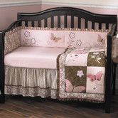 Found it at Wayfair - Mia Rose 6 Piece Crib Bedding Set