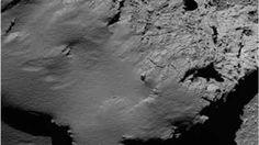 Image copyright                  Esa/Rosetta/MPS                  Image caption                                      Nueva imagen del cometa a 8.9 km de distancia.                                El fin de una de las misiones espaciales más audaces de la historia. Así es como se describió la última maniobra de la sonda Rosetta, que acaba de realizar un aterri