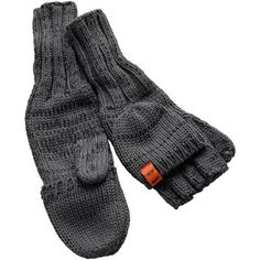 Ladies, keep your hands cozy and warm while you cheer on your favorite team in these knit convertible mittens from Nike. These soft-knit mittens convert into functioning gloves with open fingers and feature a school wordmark tag on the right mitten, so that your hands will stay nice and toasty while you are cheering on Oklahoma State during the harsh winter months!