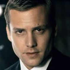 I love a self confidant, arrogant, man!  Harvey Spector