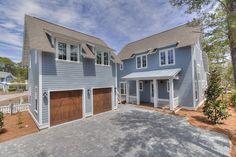 exterior color & garage doors