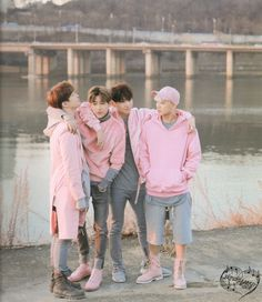 GOT7 Flight Log: Departure album jacket photoshoot.