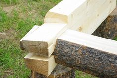 D log notches