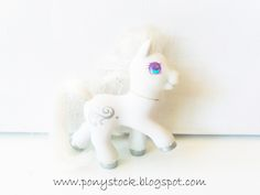 Baby Swirly  (Light Up Family Ponies 2000) G2 My Little Pony Hasbro