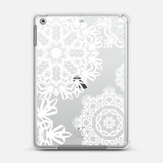 Flurries (transparent) iPad Case by Lisa Argyropoulos get $10 off using code: H5E5FU