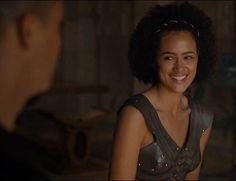 Pin for Later: 18 Stars de Game of Thrones à Suivre Sur les Réseaux Sociaux Nathalie Emmanuel Nathalie est aussi mignonne que Missandei.