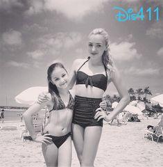 Peyton List And McKenzie Aladjem Enjoying Hawaii